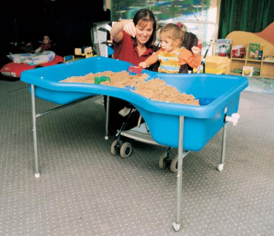 Hourglass Sandpit & Water Tray - NEW STOCK ARRIVING AUGUST