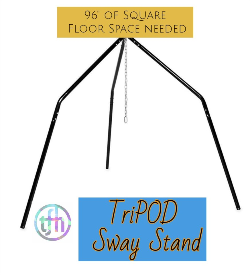 TriPOD Sway Stand- NOW in stock