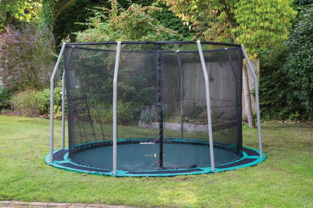Surrounds for In Ground Trampolines