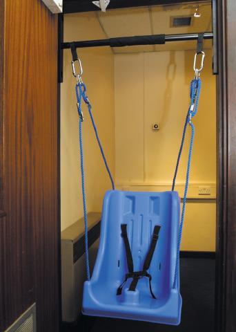 Doorframe Suspender