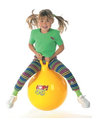 Jumping Ball Small - Balance Sensory Toy