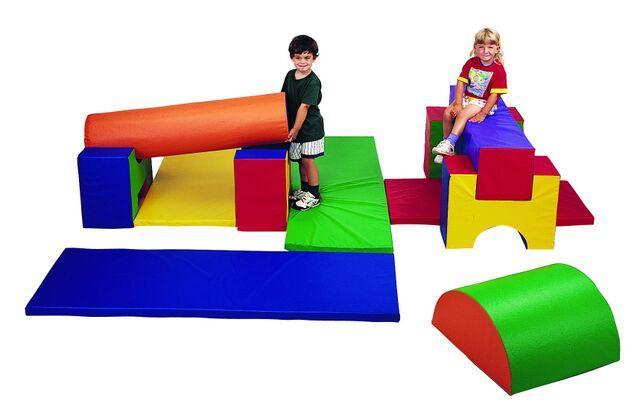 Junior Activity Gym - 11 Piece Set