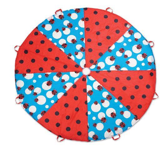 Ladybug Parachute