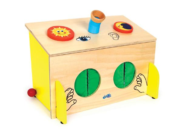 Sense Box - Sensitivity Sensory Toy