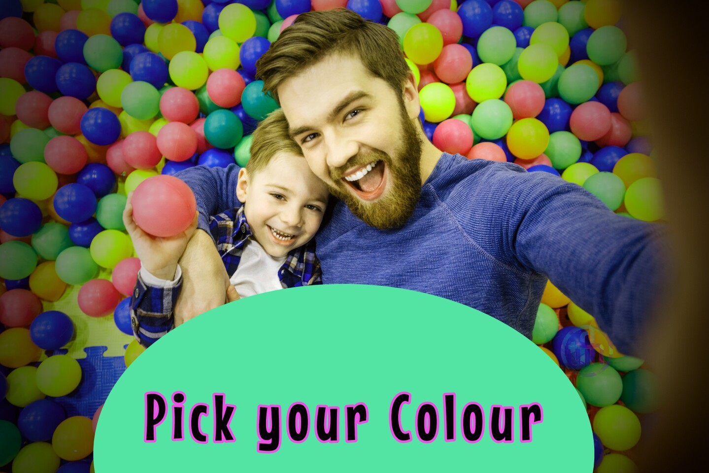 500 Sensory Ball Pool Balls (mixed colours)
