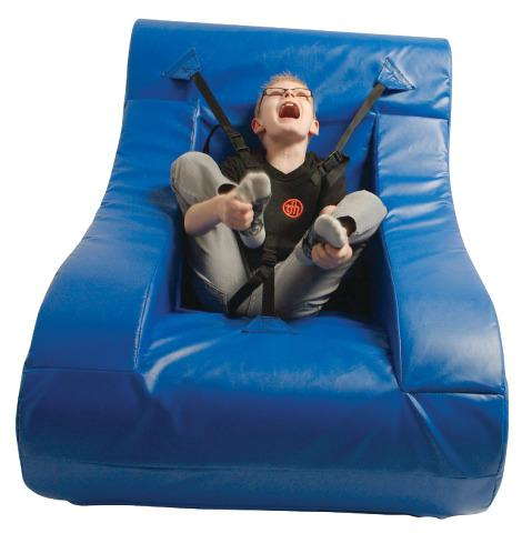 Strapped Rocker - Softplay Sensory Toy