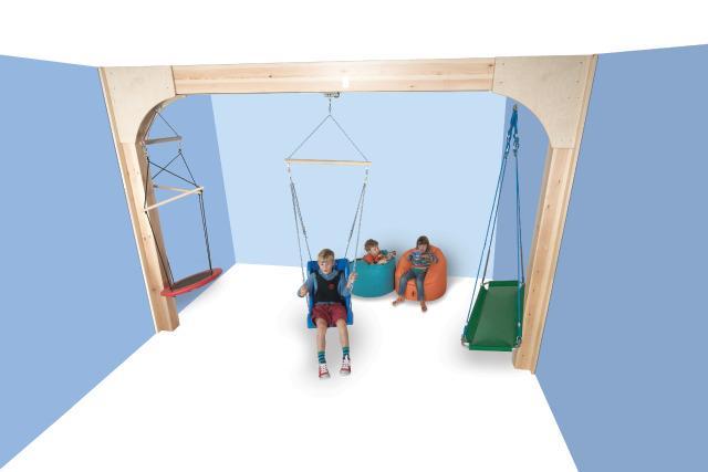 Sensory Integration Beam - Bespoke Sensory Room Equipment