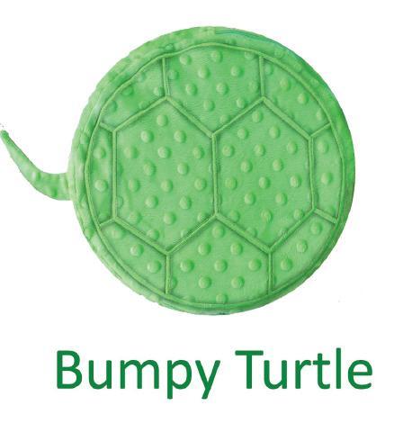 Senseez® Touchable Pillow Bumpy Turle