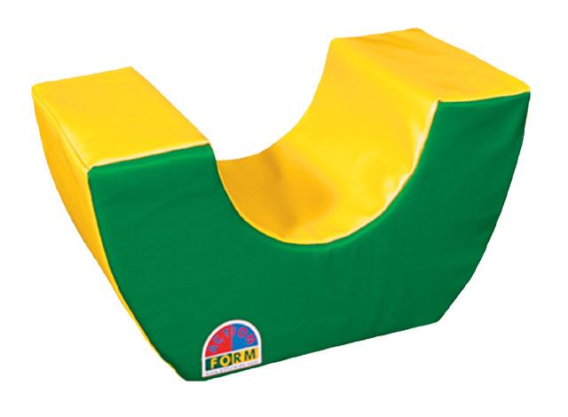Soft Play Boat Shape