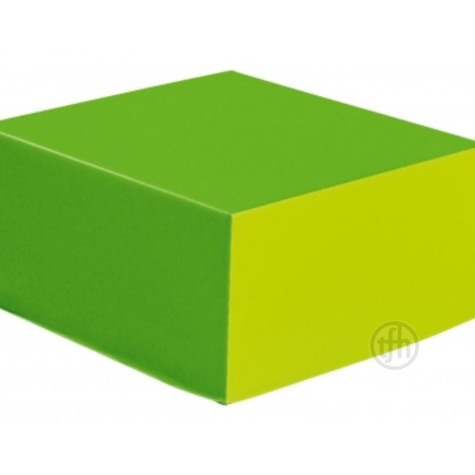 Softplay Half Cube Block