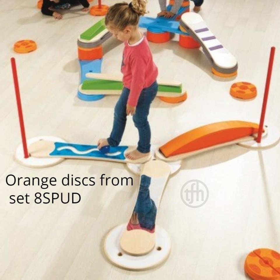 Tactile & Movement Wooden Sensory Path