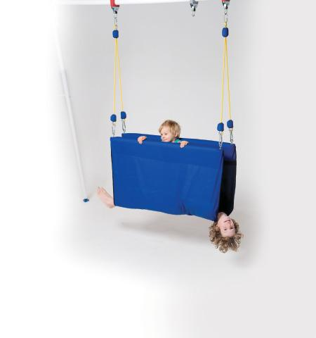 Therapy Swing, Taco Stretch