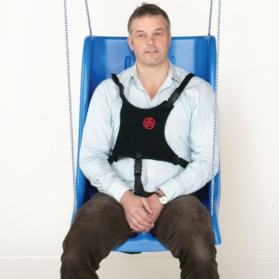 Special Needs Swing Seat: Adult
