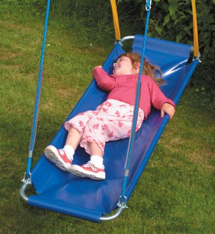 Therapy Swing, Shallow Coracle Hammock