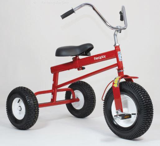 Tuff Trikes - Red