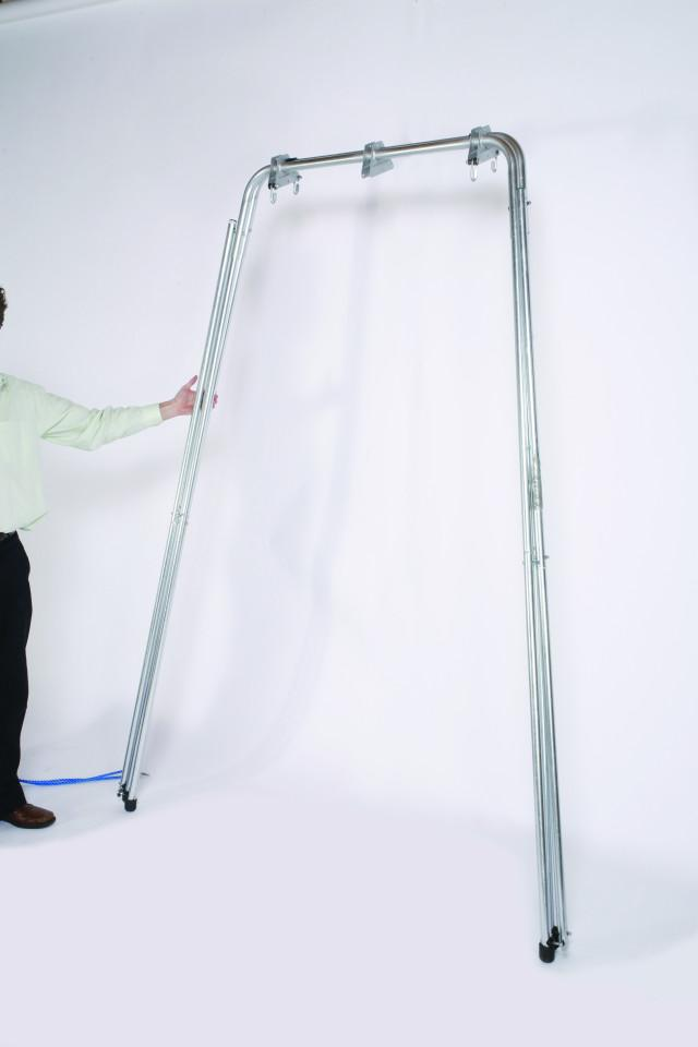 Foldaway Swing Frame - Heavy Duty Swings