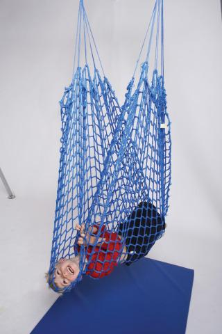 Netted String Swing
