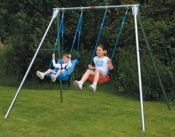 Double Width Swing Frame - EN1176 Certified OUT OF STOCK