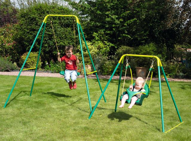 Lightweight Swing Frame