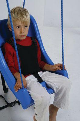 Deluxe Swing Seat Harness