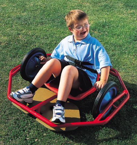 Dodgem - Adaptive Sensory Toy