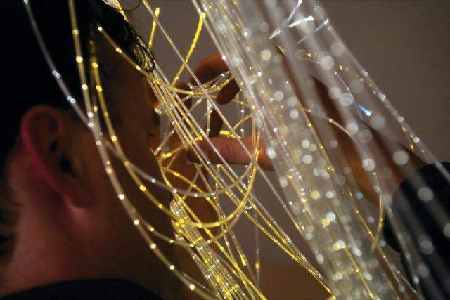 Fibre Optic Tails