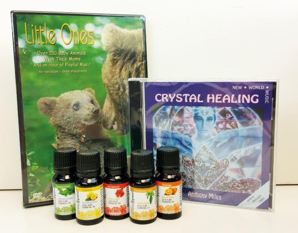 Alerting Aromatherapy Kit