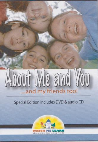 About Me & You Dvd - DVDs Special Needs Toy