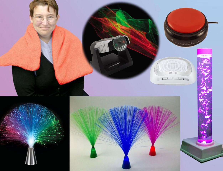 AnyWhere Sensory Kit