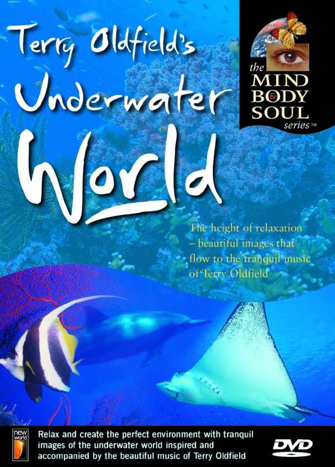 Soothing Minds DVDs Aquarium - DVDs Sensory Toy