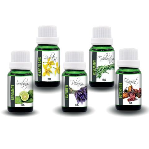 Calming Aromatherapy Oil Kit