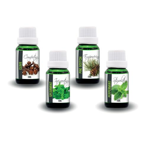 Reminiscent Aromatherapy Oil Kit