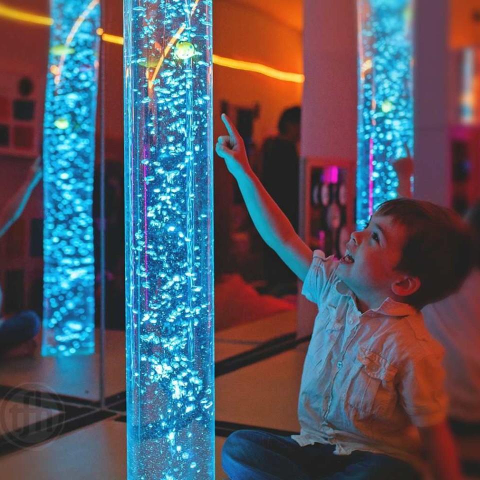 Aquarium Bubble Columns, 3 size Choices
