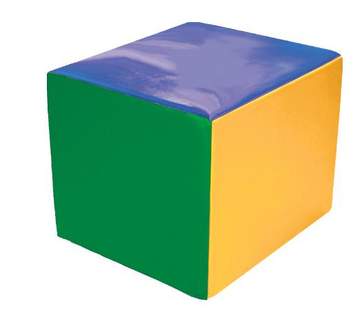 Sensory Room Softplay Controller 40cm Cube