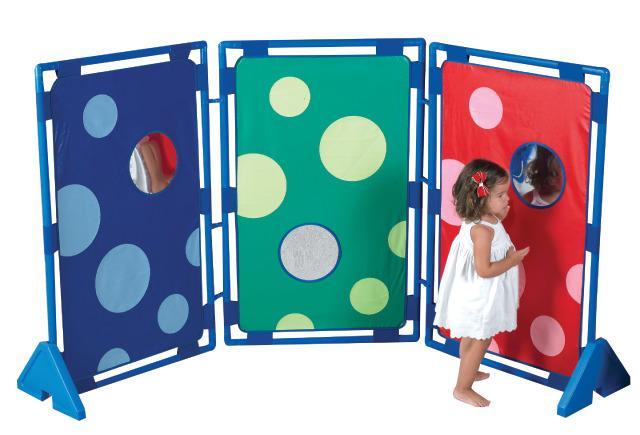 Bubble Fun Play Panel Set