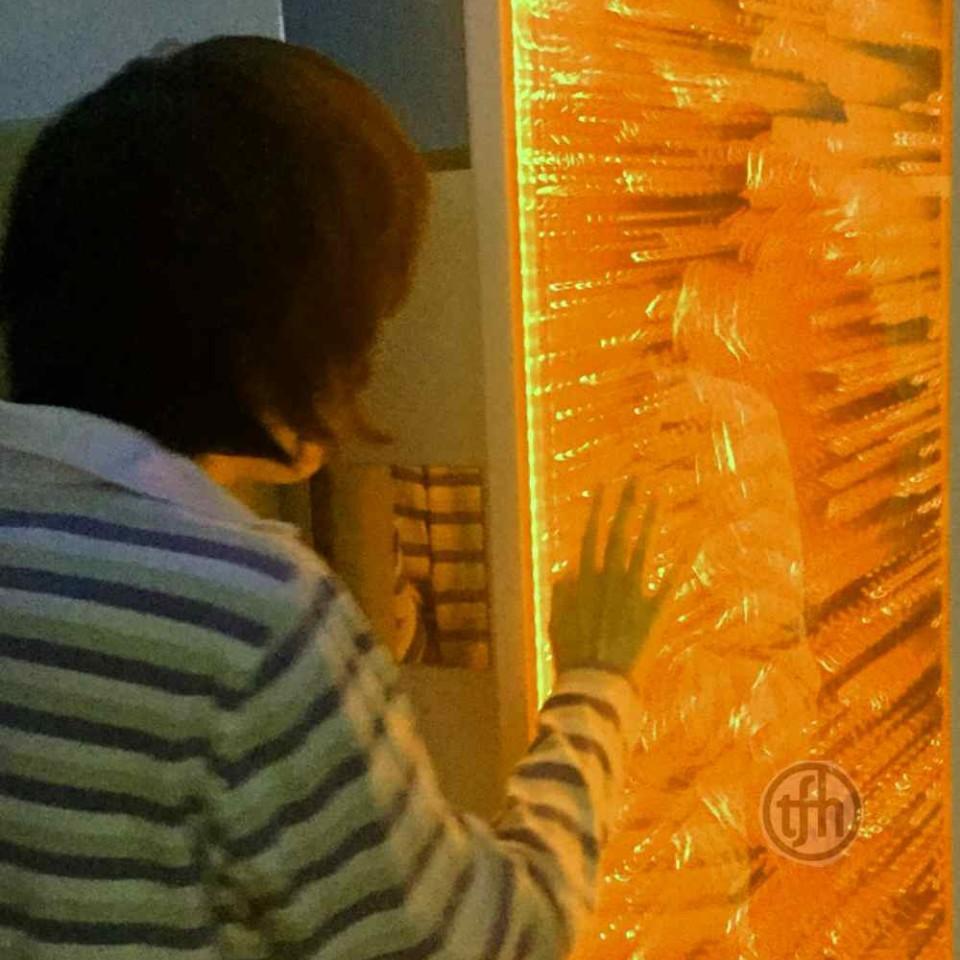 Water Bubble Panel & Infinity Mirror