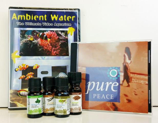 Comforting Aromatherapy Kit