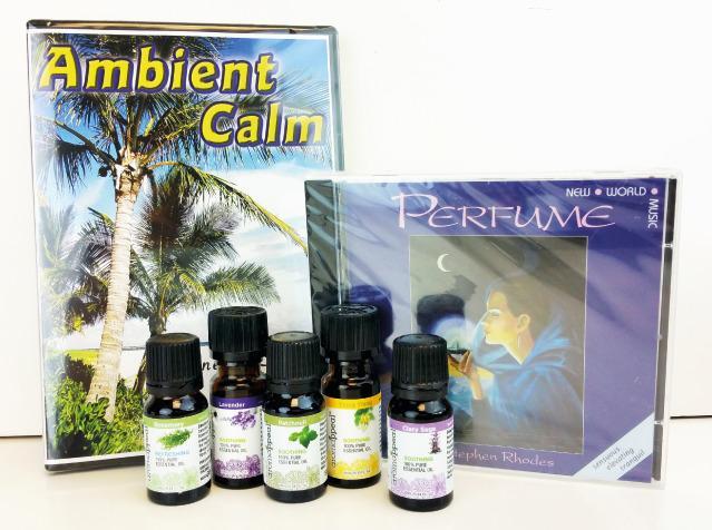 Calming Aromatherapy Kit