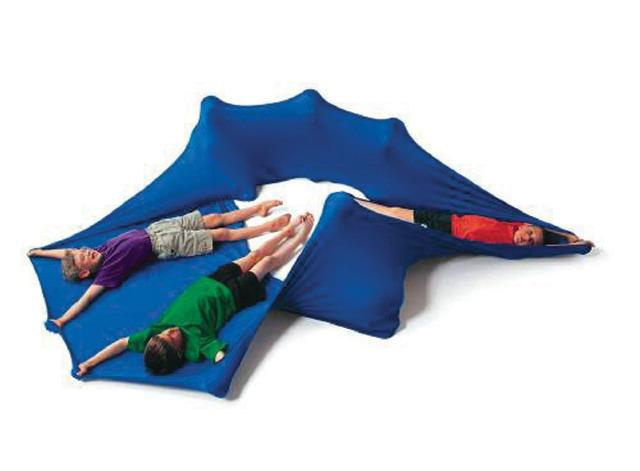 Large Cooperative Blanket