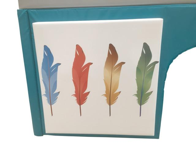 Sensory Room Feather Theme Colour Controller