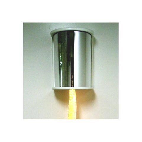 Fiber Optic Wall Sconce with Tails