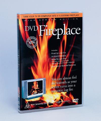 Fireplace DVD