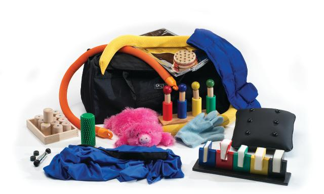Grab n Go Sensory Toy Kit