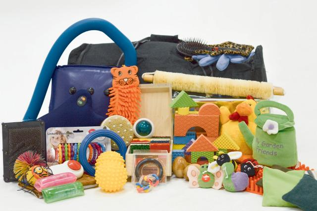 Grab n Go Tactile Sensory Kit