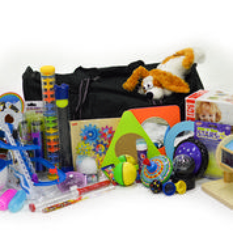 Visual Stimulation Activities Kit