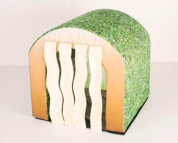 Giant Sensory Tunnel - Grass