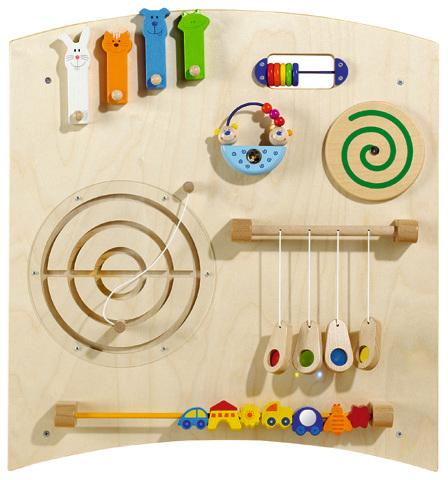 Learning Wall Sensory Activities A