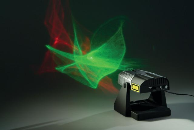 Laser Amazer, Sensory Room Laser Projection Unit