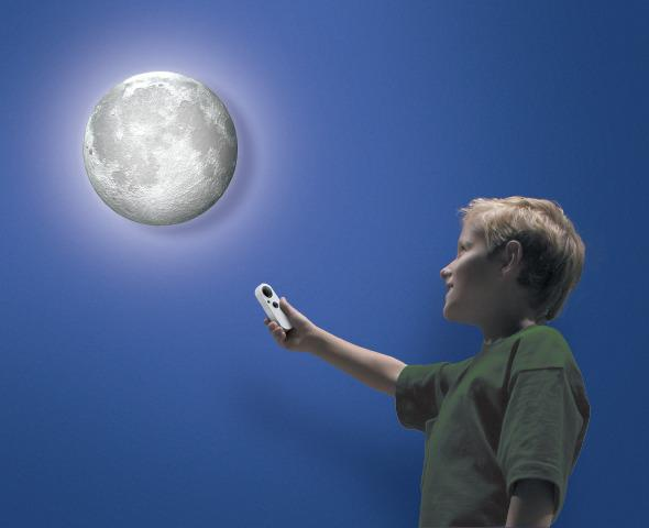 Room Moon - Illuminated Sensory Toy