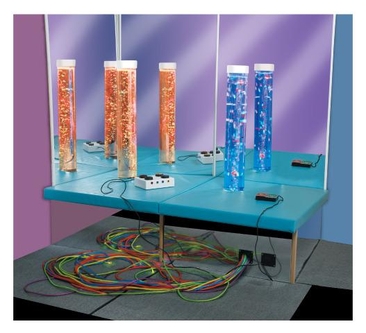 Bubble Column, Complete Sensory Corner Kits